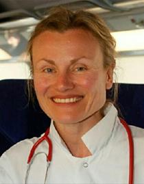Dr Isabelle Tostivin
