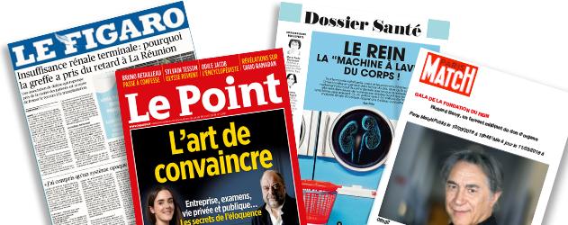 Dossiers et communiqués de presse